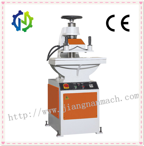 Plastic Vest Bag Holes and t-shirt bag punching machine