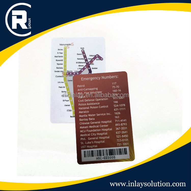 Nfc Business Card Buy Blank Rfid Cards Plastic Business