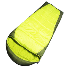 Custom Winter High Quality Lightweight Printed Sleeping Bag For Outdoor Camping