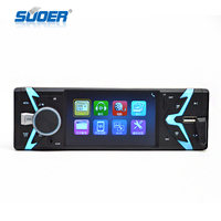 Hot sale 12V 24V one din 4.1inch car mp5 player Audio Stereo Radio with USB/TF/AUX/blutooth full HD Support Rear View Camera