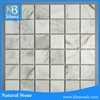 Elegant decoration of 2016 new snow white marble,Super quality new design floor polished marble tile