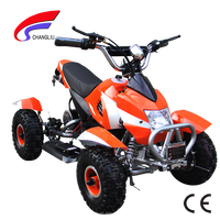 Cheap Chinese Electric Mini Quad Bike ATV 36V With CE