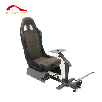 Good quality Adjustable Slider PU Leather Material with Different Color Universal Automobile Racing Car Use Racing Seat