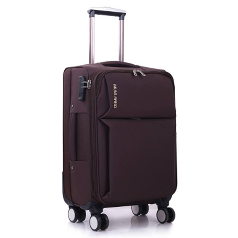 2131b4eda8359 Get Quotations · 2015 New sport bag Oxford men travel bags women suitcase  universal wheels trolley rolling luggage bag