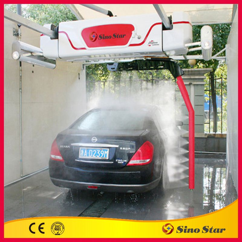 Latest design car washing machine gun/ automated car wash machine OEM available