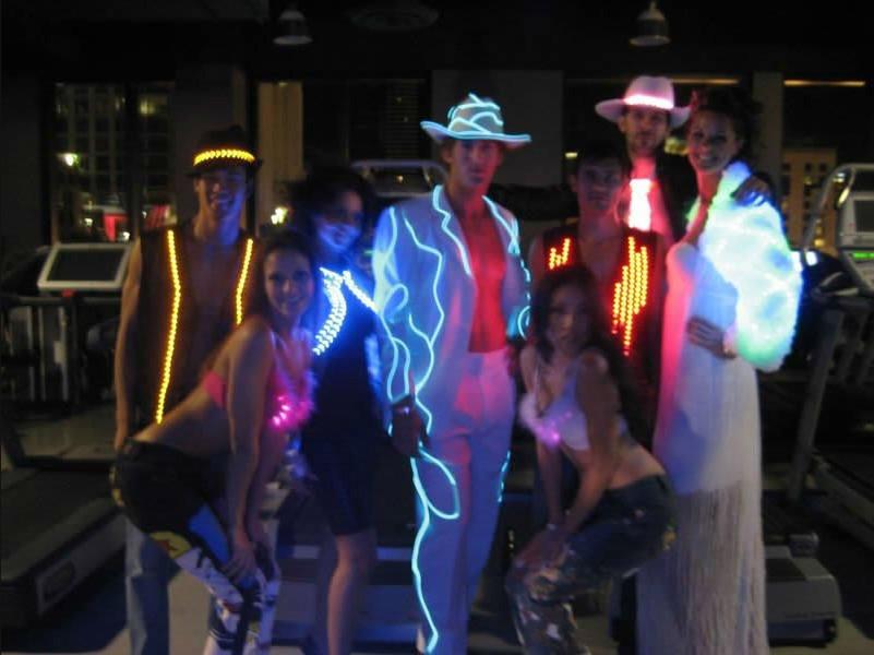 wearable led strips lighting/6v led strip/led strip light for clothes