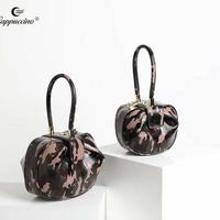 2019 Fashion Design Lady Camouflage clutch bag factory price made in china