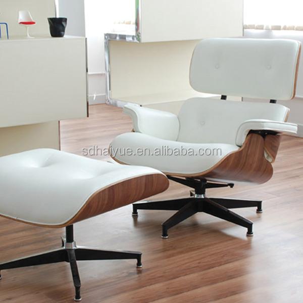 Indoor moderne comfortabele relax fauteuil stoel met voetenbank rust lounge stoel nieuwe houten - Comfortabele lounge stoel ...