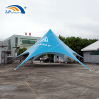16m Cheap Beach star spider tent for outdoor event