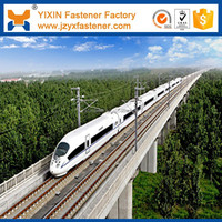 High quality and low price railway fasteners manufacturer in China