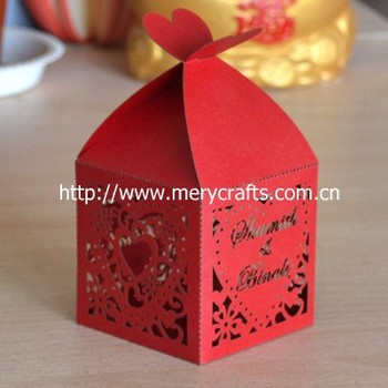 Laser Cut Wedding Thank You Gift For Weddingwedding Gifts For