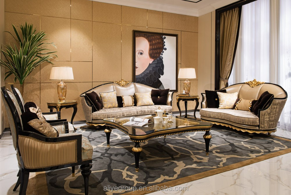 AS09 Living Room Sofa Set Designs And Middle East Style Furniture