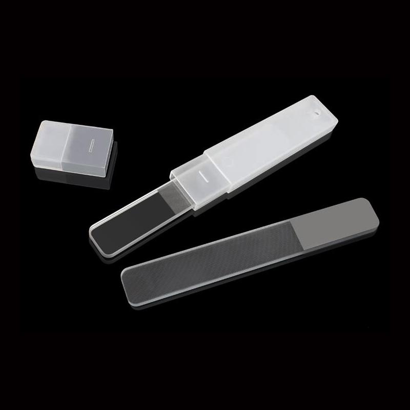High Quality Hot Sale Custom Logo Nano Crystal Glass Nail File