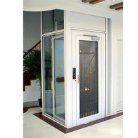 China Factory Home Used Villa Elevator, China Manufacturer Panoramic Small Passenger Lift