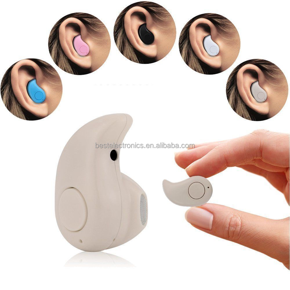 Hot sales Mini <strong>Bluetooth</strong> 4.0 Wireless In-Ear S530 <strong>Bluetooth</strong> Headphones Headset Stereo Earphone