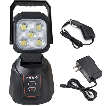 Outdoor Led Flood Light 15w 1200lm Cat Rechargeable Fishing Camping Home Depot Emergency Work