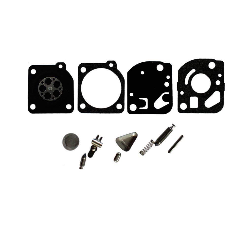 AISEN Carburetor Diaphragm Gakset Rebuild Kit for RB-47 Zama C1Q Carburetor W11 W31 W34 W35 W36 W37 W38 W39 W40 W41