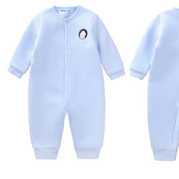 07189a3c3 Pure Cotton Wholesale Newborn Baby Suits With Embroidery Children ...
