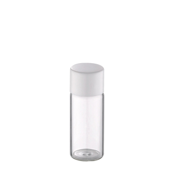 3ml 5ml 8ml 10ml skin care clear glass tube essential oil bottle with screw cap