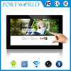 24 inch Full LCD display WIFI android quad core digital frame