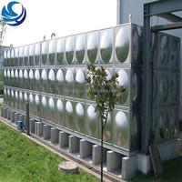 stainless steel water tank 1000 liter