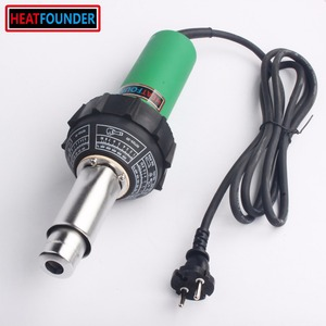 Heat Torch Hand Held Industrial ZX1600 Heat Welder PVC Hot Air Plastic Welding Gun Price