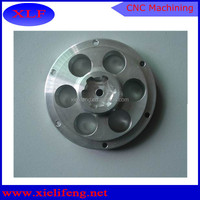 OEM factory precision polishing anodizing cnc machining parts bike spare parts