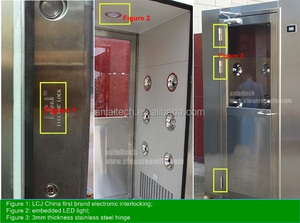 Quality Dust Control Air Shower Room for medical clean room