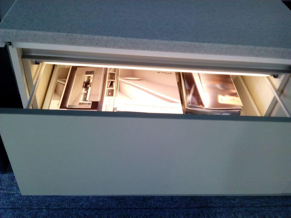 Led Kitchen Cabinet Furniture Light Door Activated 12v In Drawer Led Lighting Diy Drawer Led Light