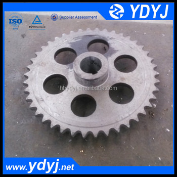 Industrial gear and sprocket supplier