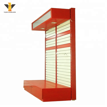 Exhibition Stand Shelves : Customized retail shops hardware tool display stand power display
