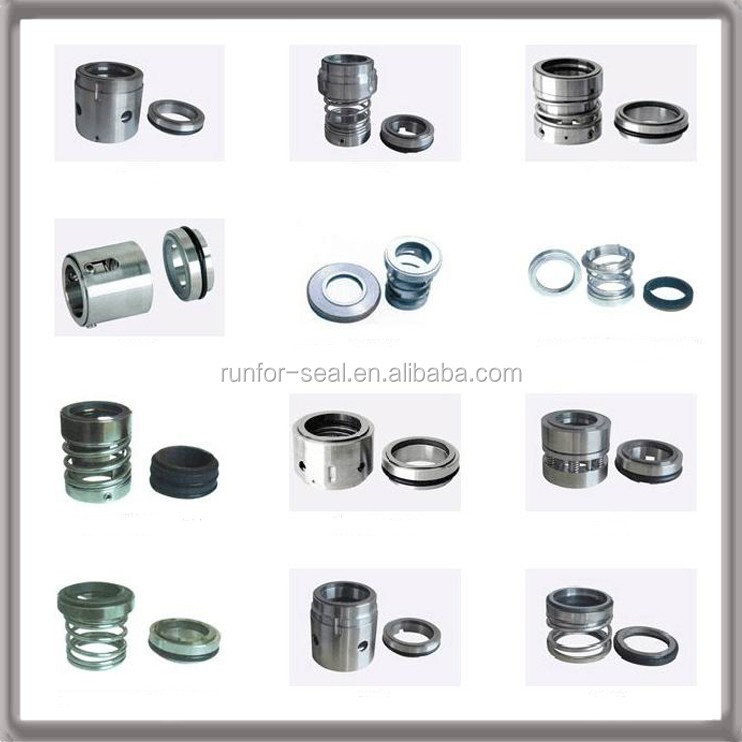 Mechanical seal KSB pump, Eagle Burgmann mechanical seal, Mechanical seals bellows
