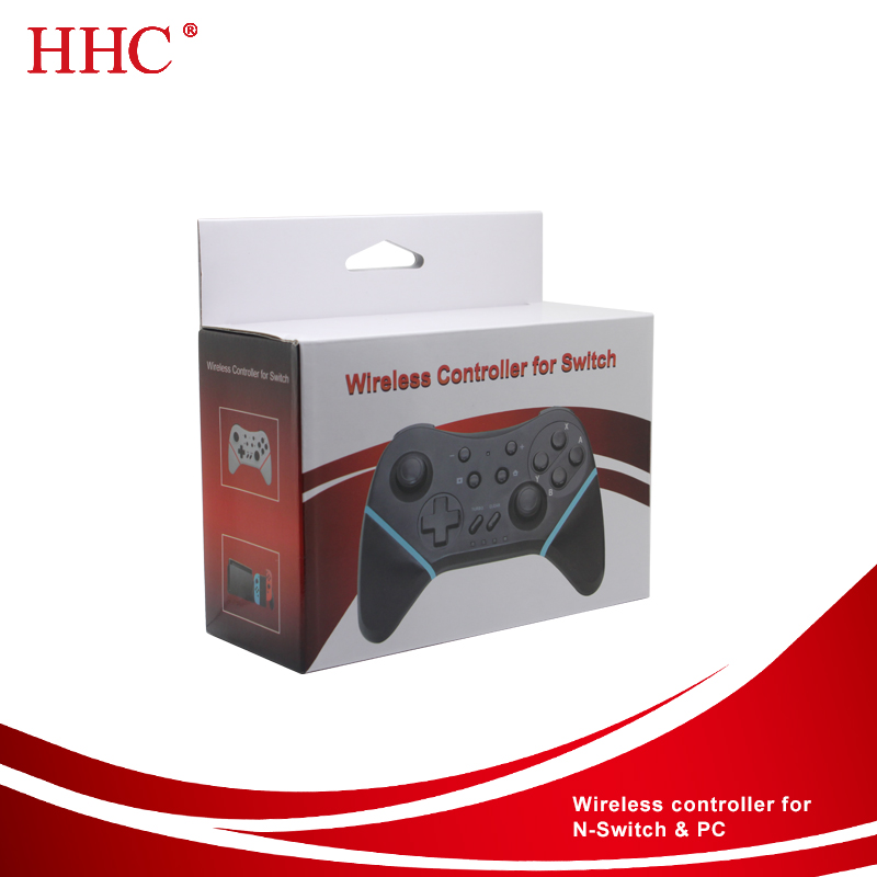 Wireless pro controller for Nintendo Switch & PC
