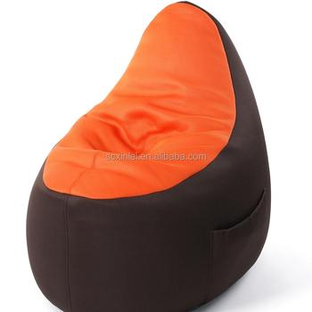 Mesh Fabric Sofa Beanbag Lazy Lounger Bean Bag