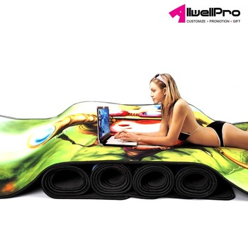 Custom Large Gaming Mouse Pad Gel Full Sexy Photos Girls Silicone Square Mouse Pad