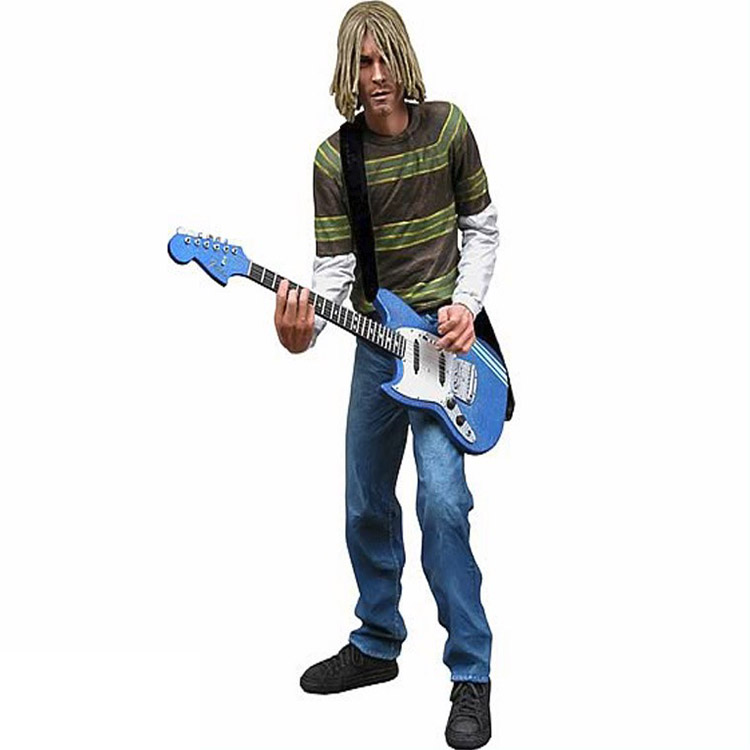 Custom your own musician figure resin custom playing guitar figurine sculpture