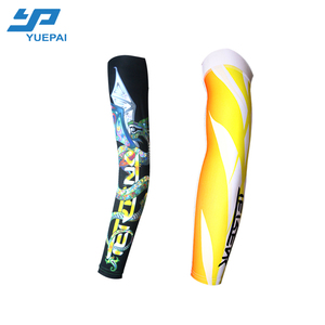 custom UV Protection Running golf cycling arm sleeve sport/Bicycle Bike Arm