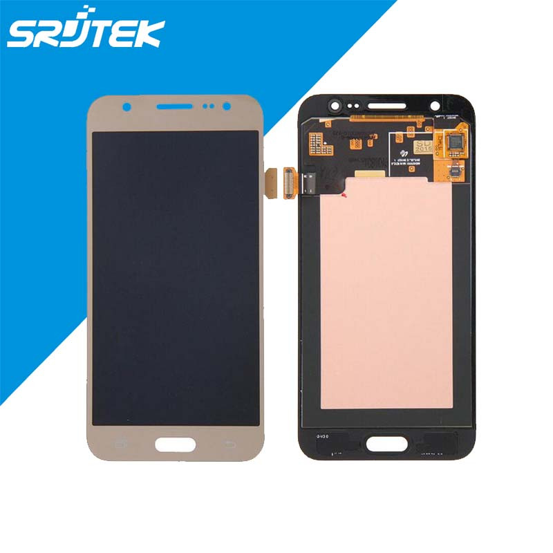 For Samsung J5 SM-J500G J500FN J500M LCD Display With Touch Screen Digitizer Touch Panel Glass Assembly