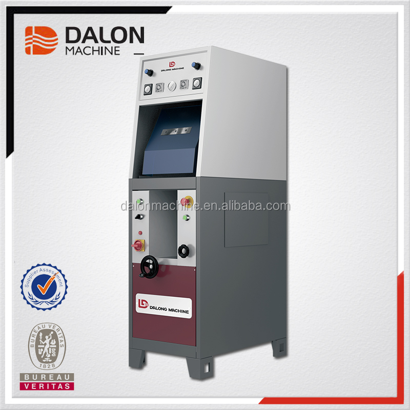 Dalong LD-685C New type pneumatic shoe sole attaching machine shoe-making machine