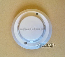 Fire Alarm Wired Conventional Photoelectric 4wired cigarette smoke detector