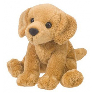 Factory direct custom cute animal stuffed dog plush golden retriever dog toy
