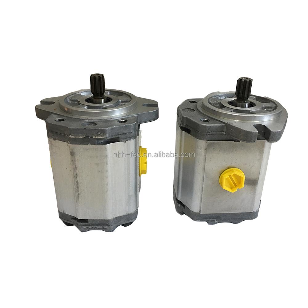 hydraulic double gear pump tandem gear pump 3/2DPF **/** DLJ05P16*