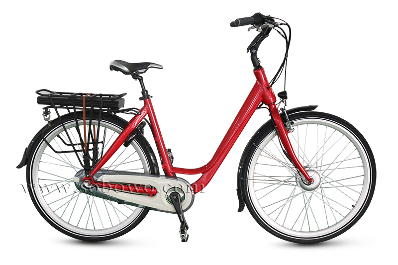 China quality 7-speed good looking electric bicycle 36V