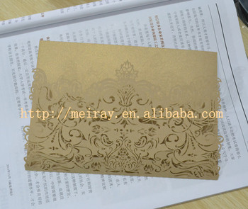 Unique customized paper laser cut wedding invitationselegant and unique customized paper laser cut wedding invitations elegant and simple greeting cards for wedding m4hsunfo