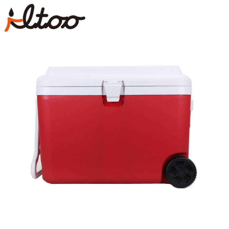 Popular 50L wholesale picnic ice cooler box