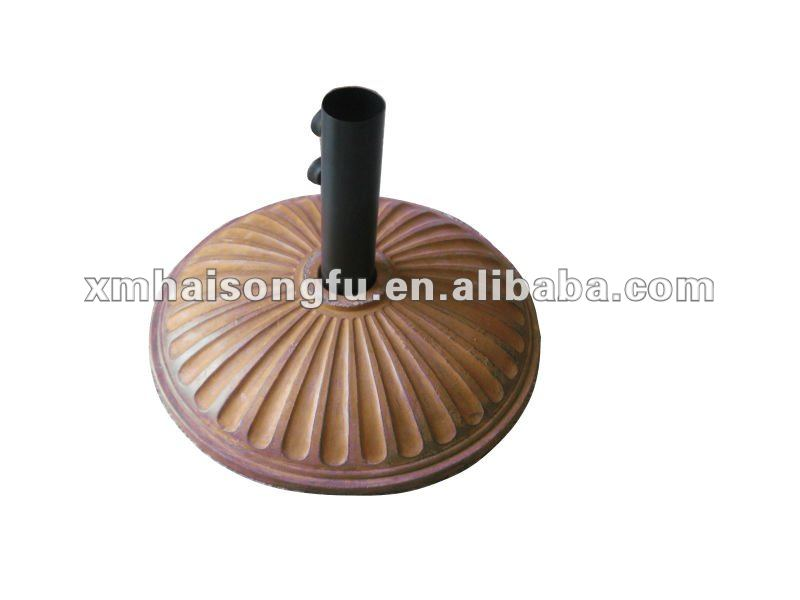 12KG Cast Iron Parasol base