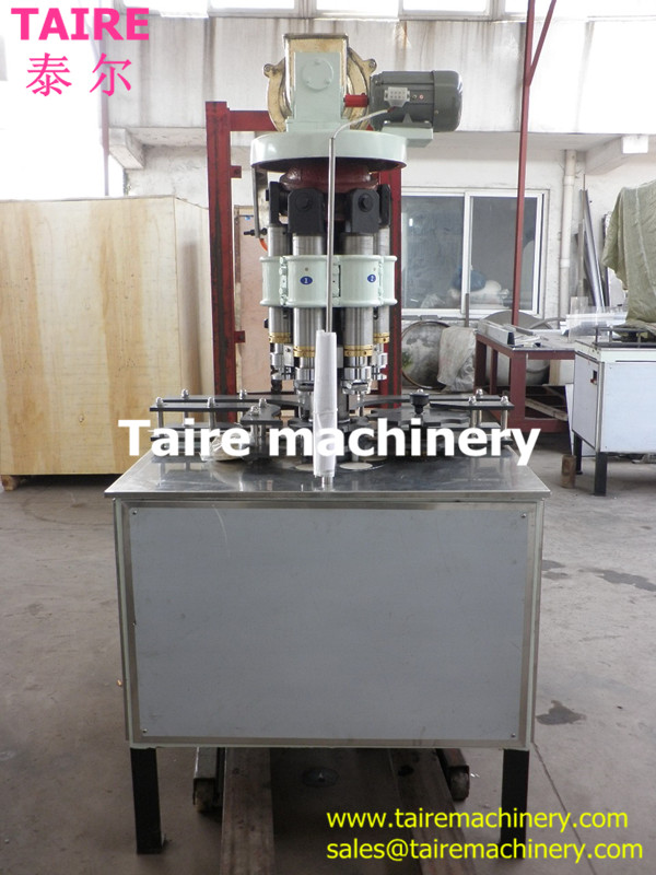 Automatic Beer Metal Crown Capper/Capping Machine/Device/Equipment-taire