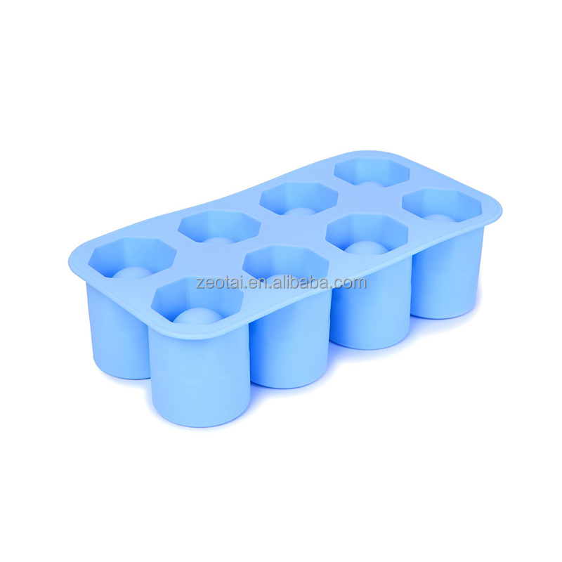 Mold for Wine Cooler Silicone Ice Ball Maker, Silicone Glass Cups