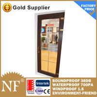 aluminium clad wooden exterior french doors