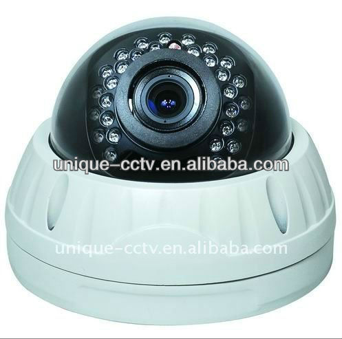 650/700TVL Vandalproof and Waterpoorf color ccd camera